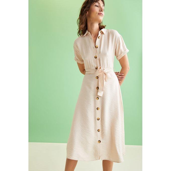 Beige, beige aesthetics, beige dress